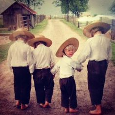 Amish Cuties