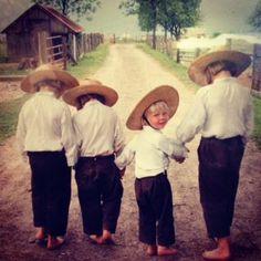 Amish Cuties