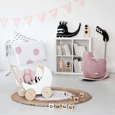ooh noo, Pink Collection - Petit & Small