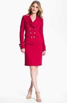 St. John Collection Jacket & Dress