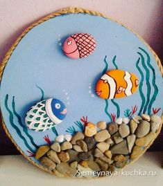 photo Source by zinakourtidou The post photo appeared first on Wooden. Stone Crafts, Rock Crafts, Clay Crafts, Crafts For Kids, Arts And Crafts, Paper Crafts, Painted Rock Animals, Painted Rocks Craft, Rock Painting Patterns