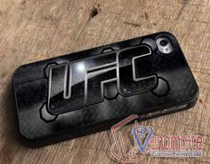 UFC Logo Phone Cases For iPhone 4/4s Cases, iPhone 5 Cases, iPhone 5S/5C Cases, iPhone 6 cases & Samsung Galaxy S2/S3/S4/S5 Cases Cases Iphone 6, Iphone 5s, Ufc, Galaxies, Samsung, Personalized Items, Logos, Sports, Shopping