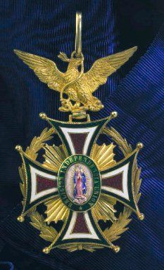 OrderofourLadyofGuadelupe - Mexican Imperial Orders - Wikipedia, the free encyclopedia