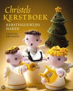 Kerststal haken voor onder de kerstboom - Hobby