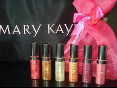 Mary Kay NouriShine lip gloss. As a Mary Kay beauty consultant I can help you, please let me know what you would like or need. www.marykay.com/...