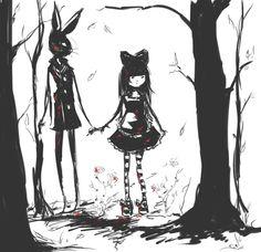 Alice_in_Horrorland_by_Allowei