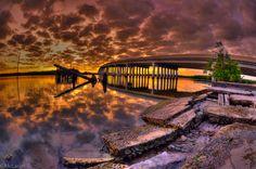 Marco Island, Florida sunset