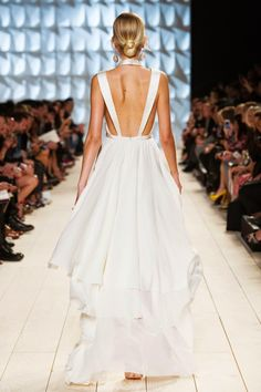 Enfriar Chic Fashion Style: Runway - Nina Ricci Primavera 2015 la semana de moda de París #RTW #PFW