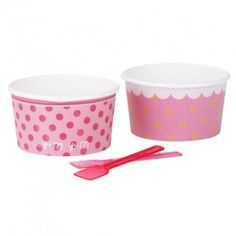 Pick n Mix Sweet Bowls and Spoons by Talking Tables at Juniper Cakery