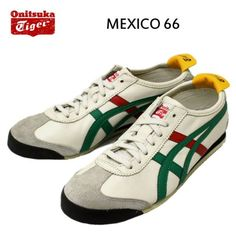 Amazon | (オニツカタイガー) Onitsuka Tiger THL202-1684 MEXICO 66(メキシコ66) BIRCHxGREEN OT007 | スニーカー