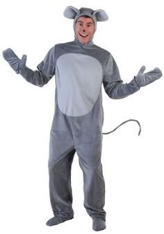 Mouse Costume 1