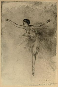 Louis Icart  'Ballet'  1929. We love art at Renaissance Fine Jewelry. Celebrate all  of life's moments www.vermontjewel.com. We treasure the knowledge we gain from the gift of artistic legends.