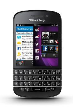 RIM: BlackBerryQ10... I WILL have! 😍