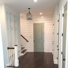 Mud room from one of our cottage homes on Indian Pipe Lane in Norton Commons.  Thanks for the design help on his one @gretchenblack! | by Stonecroft Homes