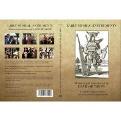 DVD 'Early Musical Instruments' by David Munrow http://www.earlymusicdirect.com/dvds-cds-books/31-dvd-early-musical-instruments-by-david-munrow.html