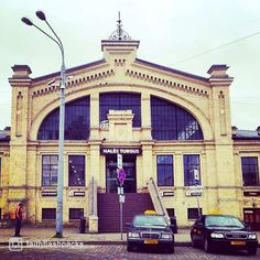 Halė Market Lithuania Vilnius | #MyWorldOfActivities | Photo by @faithflashpacks