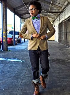 Menswear Inspired Suit Fashion - Imgur