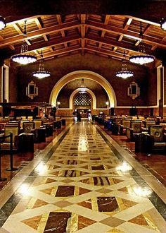 Union Station Los Angeles by St Stev, via Flickr