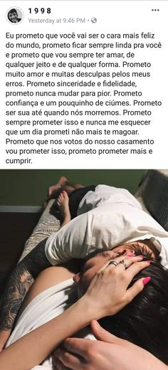 Não tenho pra quem usar então fica pra vcs aí Love My Best Friend, Best Friends Forever, Cute Couples Goals, Couple Goals, Tumblr Love, Love You, My Love, Love Messages, Greys Anatomy
