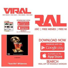 "Download the #viralapp today and download @flyheroes latest single ""Team Win"" available for free now! #flyheroes #flydilla #takeflight #prassumoclothing. #lavishlivingclub  www.lavishproductionsservices.com"
