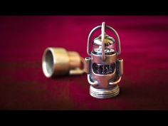 How To Make A Steampunk USB Flash Drive #1 - Part 1 - Making The Body - YouTube
