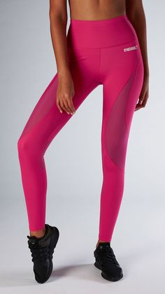 High waisted and figure sculpting, you can't go wrong with the beautifully unique Women's Fusion Leggings.
