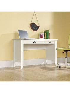 411204 Computer Desk $139.99 www.affordableportables.net