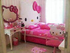 Hello Kitty room<3