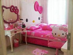Hello Kitty Room for Scarlett