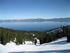 Took this last year at Homewood Ski Resort at Lake Tahoe