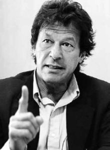 Imran khan - Pakistani - Chaiman Pakistan Tehreek- e-Insaf. In his own words..  'My mission is to cure my country of endemic corruption'
