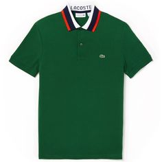 How to Take Your Polo Shirt From Boring to Banging Polo Rugby Shirt, Lacoste Polo Shirts, Pique Polo Shirt, Polo T Shirts, Golf Shirts, Mens Stylish T Shirts, Mens Tees, Polo Shirt Design, Junior Shirts