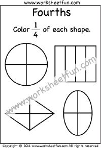 Coloring Fractions