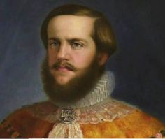 Detalhe - Pedro II - Pintor: Antonio Araujo de Souza Lobo 1840/1909 - óleo sobre tela.  Boa parte dos críticos de arte ressalta que Antonio Araújo se destaca nos retratos, mas não se mostra pintor de grande qualidade.