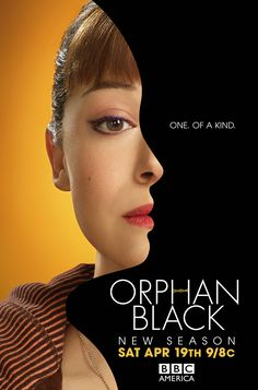 Nino Muñoz shot the key art for season two of the cultishly adored BBC series Orphan Black, in which Golden Globe nominee Tatiana Maslany plays a series of clones navigating ever-twisting plotlines. Here's a look… . Orphan Black, New Tv Series, Best Series, Series Movies, Black Tv Shows, Club Poster, Tatiana Maslany, Fantastic Voyage