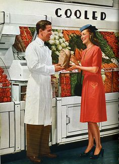 The Green Grocer, via Flickr.  I wouldnt mind to work at a walmart or something for a starting job.