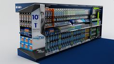 Gerenciador de Categoria on Behance Pos Display, Display Design, Display Stands, Point Of Sale, Point Of Purchase, Gondola, Behance, Pop Design, Ace Hardware