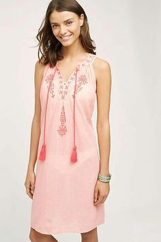 Desert Rose beach dress