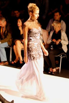 MQ Vienna Fashion Week (c) Vanessa Otto Vienna, Mermaid, Formal Dresses, Fashion, Pictures, Dresses For Formal, Moda, Fasion, Gowns