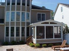 Screen Porch and Patio in Raleigh