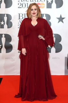 Adele | Here's Everyone Who Attended The 2016 Brit Awards