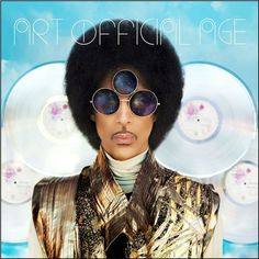 Prince - Art Official Age on 2LP