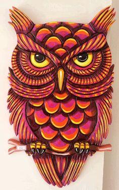 Hermoso Owl Photos, Owl Pictures, Cute Owls Wallpaper, Owl Mosaic, African Art Paintings, Owl Tattoo Design, Bird Quilt, Bild Tattoos, Beautiful Owl