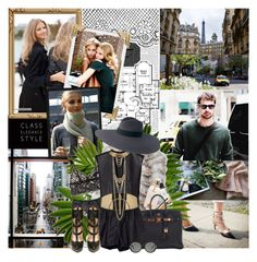 """""""alright, already the show goes on all night, till the morning we dream so long."""" by jolieenrose ❤ liked on Polyvore featuring Zara, ANNA, Ermanno Scervino, H&M, Hermès, Chantelle, Cushnie Et Ochs, Rodarte, Lanvin and Oscar de la Renta"""