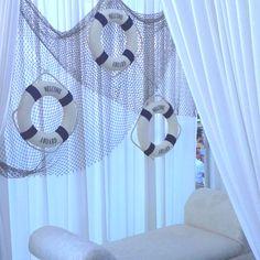 Nautical themed wedding @ maya hotel... Mobile Photo Lounge