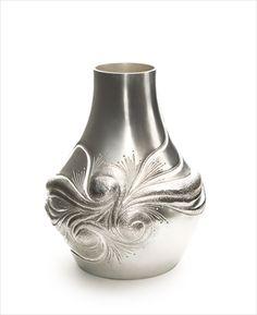 Dixie Alley Vase by Zoe Watts