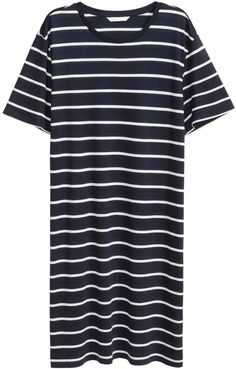 Pin for Later: The Editor-Approved Summer Staple You Can Wear Almost Anywhere  H&M T-shirt Dress ($18)