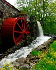 water wheels in utah