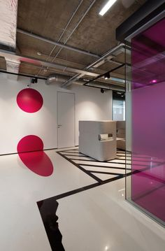 E Mg Advertising Agency Vox Architects Interior Work Studio Office
