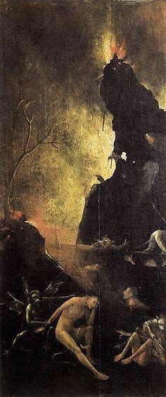 Hieronymus Bosch: Visioni dell'Aldilà - L'inferno